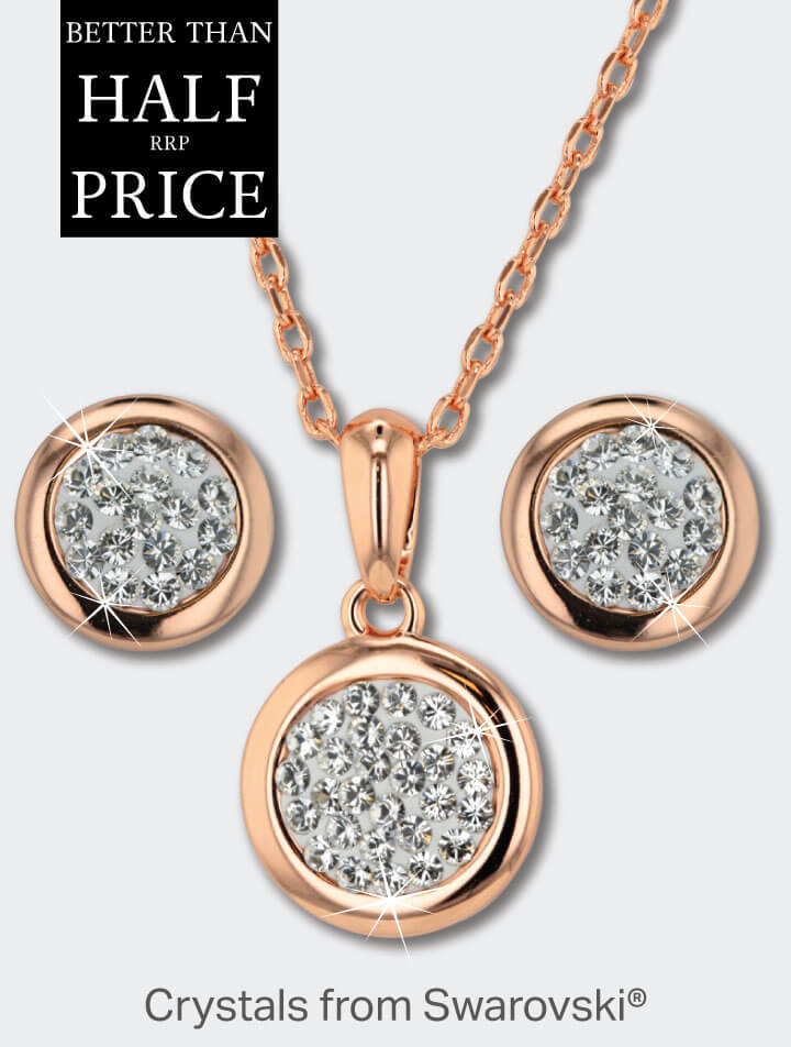 Tree's Life - Rose Gold Necklace Promotion