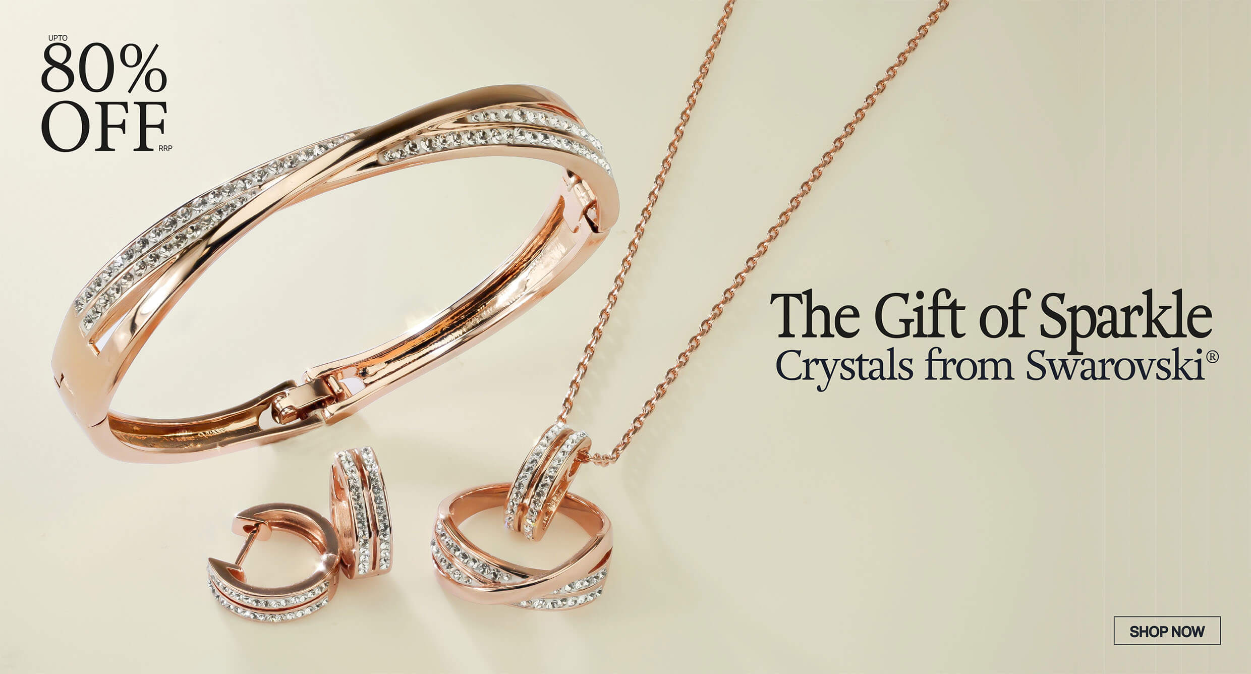The Gift of Sparkle ... Crystals from Swarovski