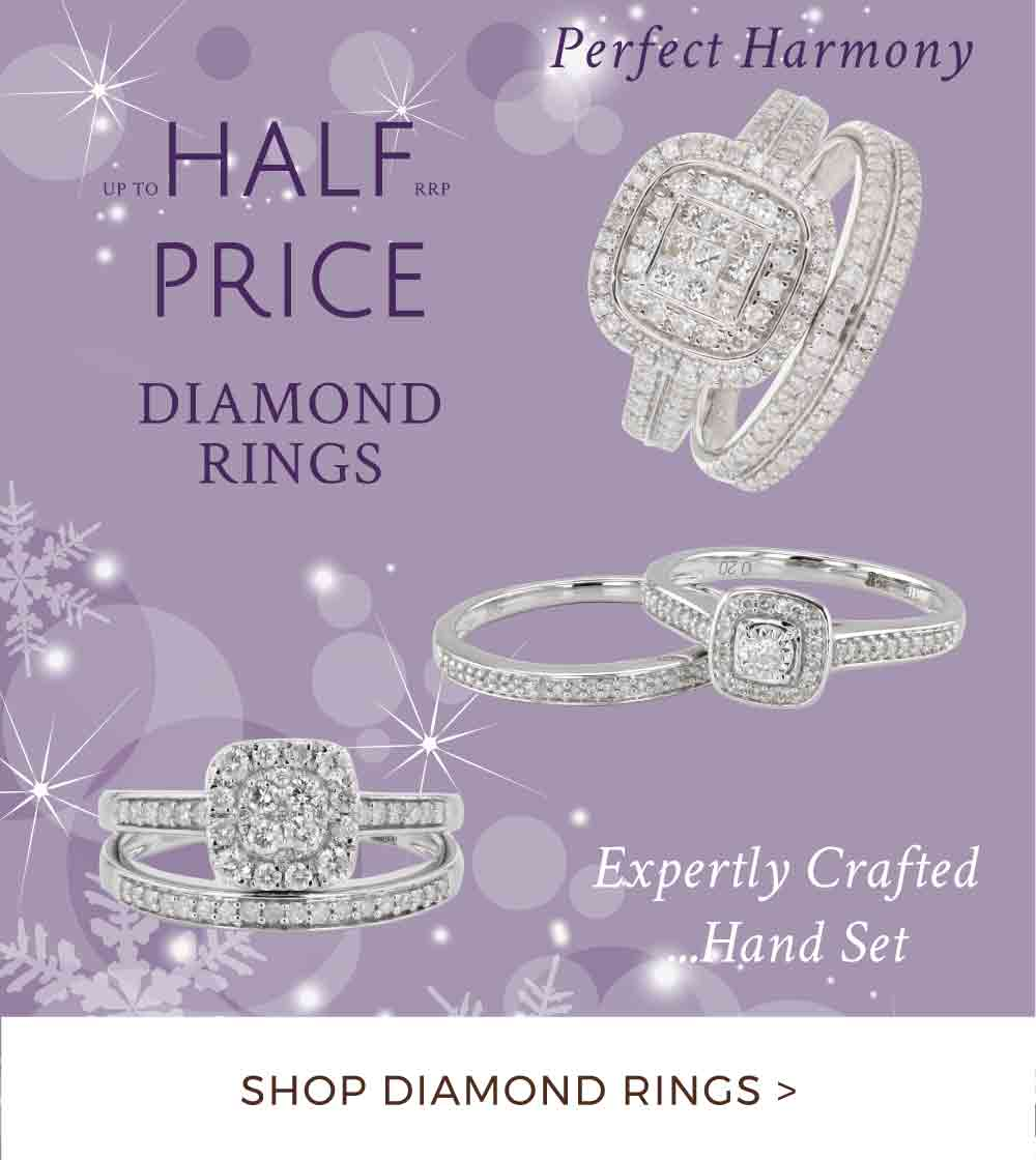 Diamond Bridal Sets