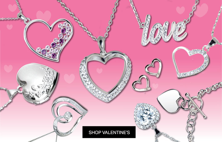 SHOP VALENTINE'S GIFTS