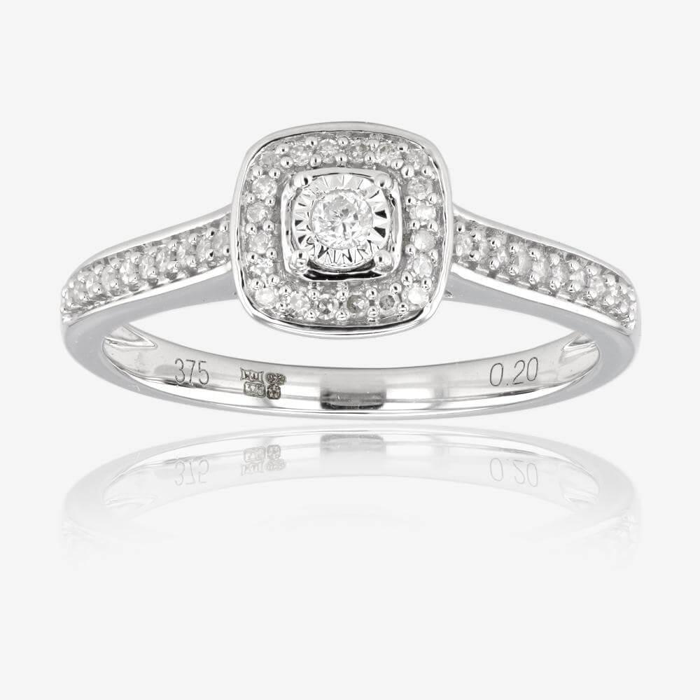 Bridal Engaement Ring And Wedding Ring Set Warren Jmes