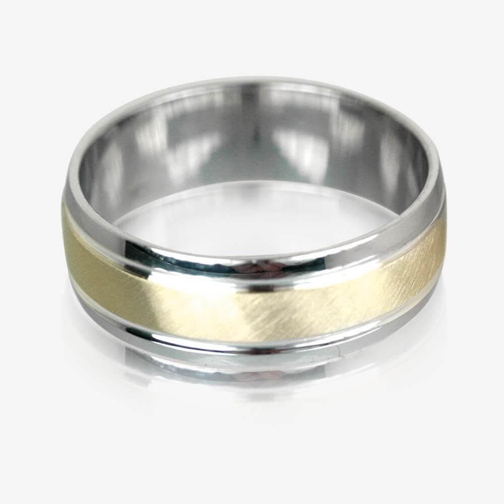 glasgow grey gold contemporary home rock denzel wedding jewellery rings henrich matt gray eternity orro ring