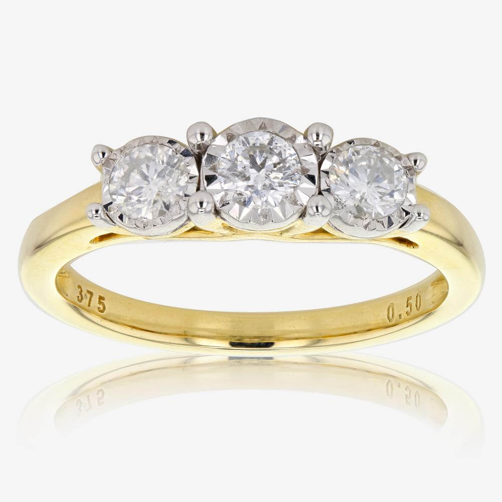 Carat Diamond Ring Warren James