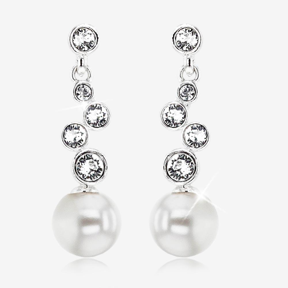 Crystals From Swarovski® Pearl Collection