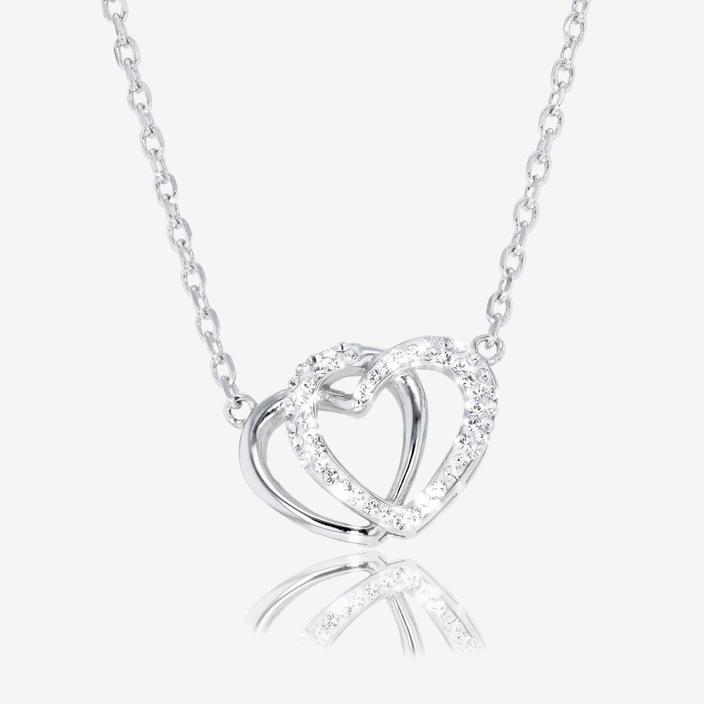 The Petra Heart collection made with Swarovski® Crystals