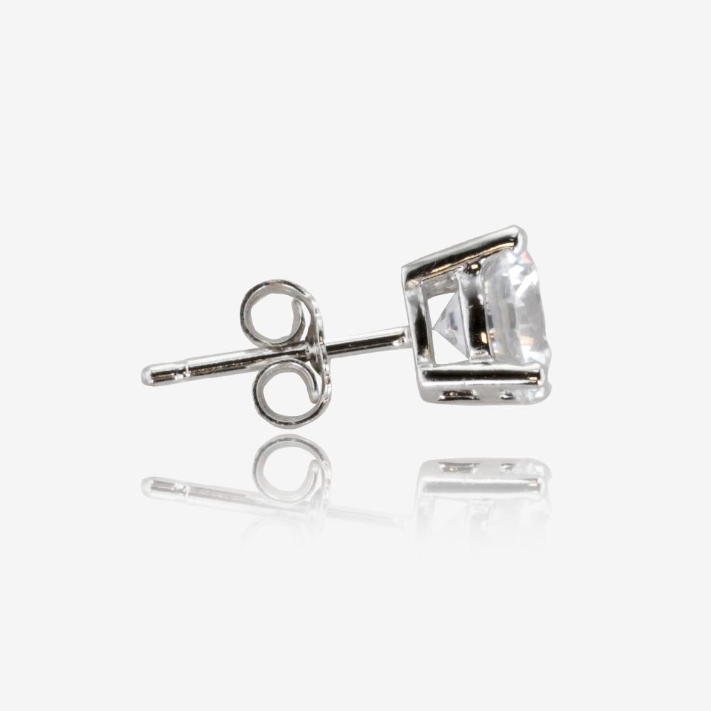 Sterling Silver DiamonFlash® Earrings