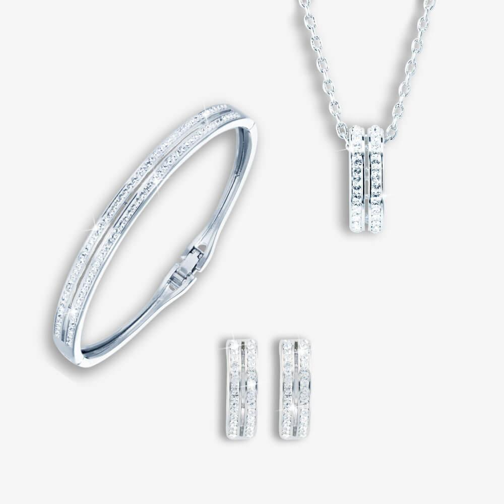 The Fortuna Collection Made With Swarovski<sup>&reg;</sup> Crystals