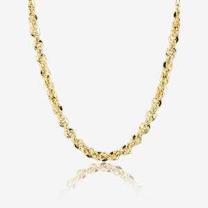 "9ct Gold 18"" Aurora Chain Necklace"