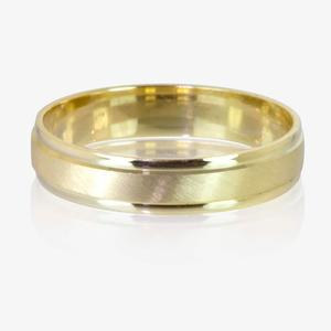 9ct Gold Luxury Weight Ladies Wedding Ring