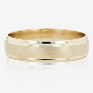 Men's 9ct Gold Luxury Weight Wedding Ring