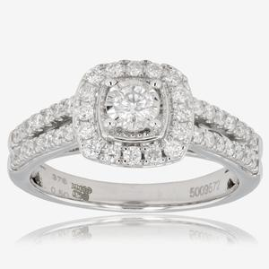 Pure Brilliance Certificated Diamond Ring 0.50ct