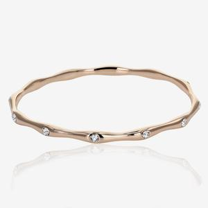 Naomi Bangle Made With Swarovski® Crystals