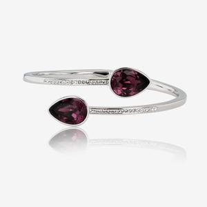 Biarritz Bangle Made With Swarovski® Crystals