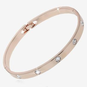 Serena Designer Bangle Made With Swarovski® Crystals