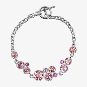 Stunning Stephania Bracelet Made With Swarovski<sup>&reg;</sup> Crystals