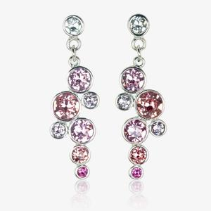 Stephania Earrings Made With Swarovski<sup>&reg;</sup> Crystals