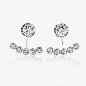 Chantelle Jackets Earrings Made With Swarovski<sup>&reg;</sup> Crystals
