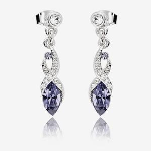Biarritz Earrings Made With Swarovski® Crystals