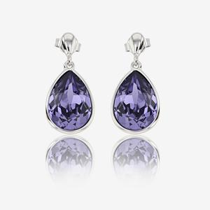 Violetta Earrings Made With Swarovski® Crystals