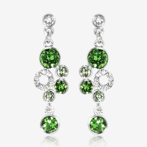Mirabella Earrings Made With Swarovski® Crystals