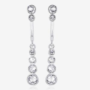 Luna Drop Earrings Made With Swarovski® Crystals