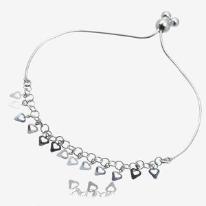 Sterling Silver Veletta Friendship Bracelet