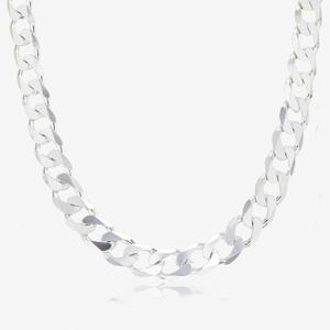 "Real Sterling Silver 20"" Chain"