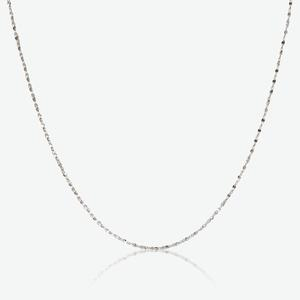 "Sterling Silver 20"" Singapore Style Chain"