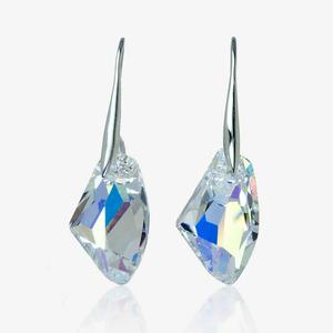 Esmeralda Earrings Made With Swarovski<sup>&reg;</sup> Crystals
