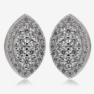 Celeste Sterling Silver Earrings