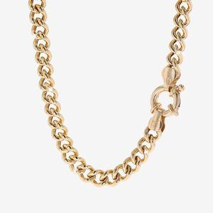 18ct Gold Vermeil on Silver Necklace