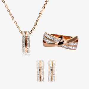 The Fortuna Collection Made With Swarovski® Crystals