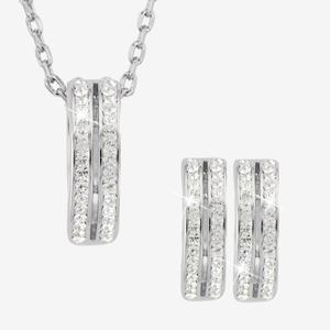 Fortuna Collection Made With Swarovski<sup>®</sup> Crystals