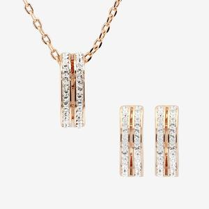 Fortuna Rose Collection Made With Swarovski® Crystals