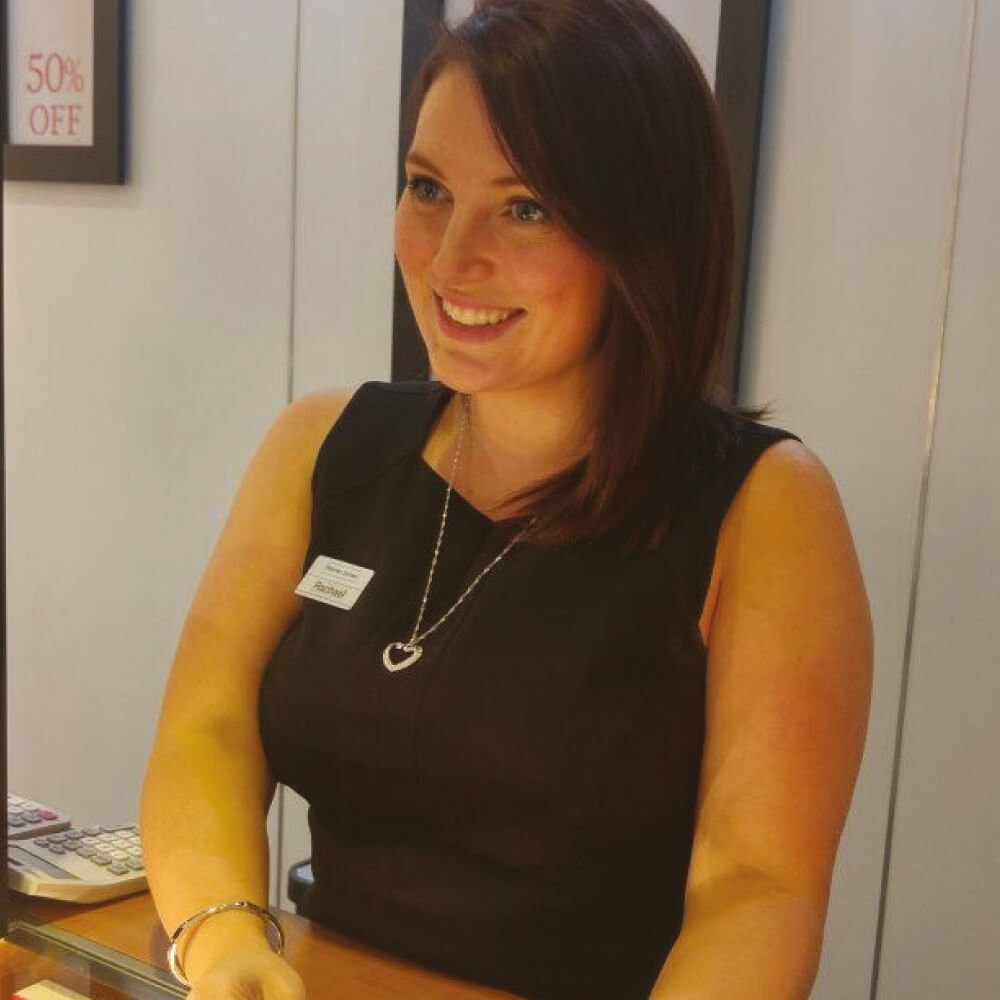 Rachael (Deputy Manager)<br>11yrs with WJ